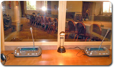 Servilingua 88, S.L., Simultaneous interpreters, Translations and Congress. Our professionals